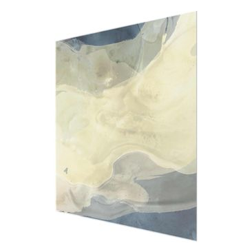 Product picture Print on Glass - Ocean And Desert I -...