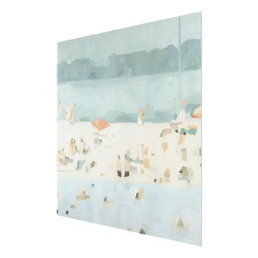 Product picture Print on Glass - Sandbank In The Sea II...