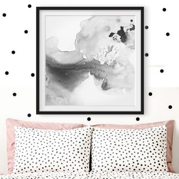Product picture Framed print - Haze And Water II -...