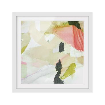 Product picture Framed print - Chime In Fuchsia I -...