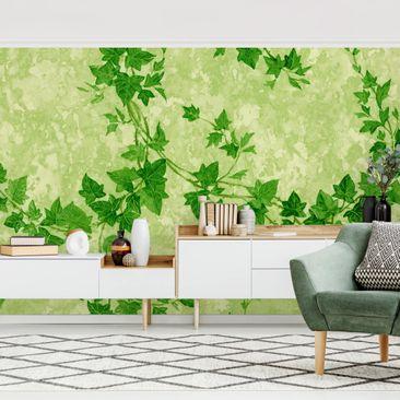 Produktfoto Tapete selbstklebend - Ivy - Fototapete Querformat