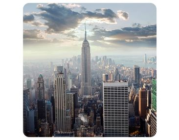 Product picture Wall Mural sunrise In New York