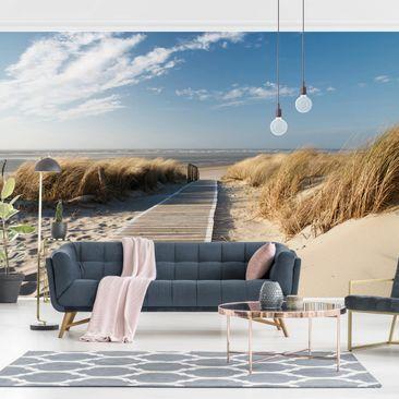 Produktfoto Tapete selbstklebend - Ostsee Strand - Fototapete Querformat