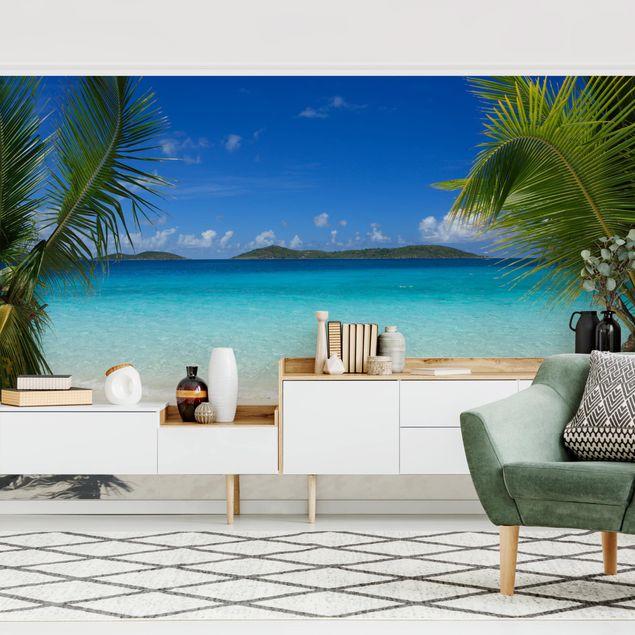 Produktfoto Tapete selbstklebend - Perfect Maledives - Fototapete Querformat