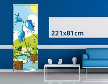 Product picture Door Wall Mural no.NL1 Concert Of...