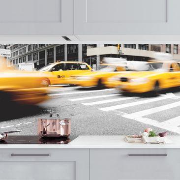 Immagine del prodotto Rivestimento cucina - New York in velocità