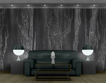 Produktfoto Photo Wall Mural no.MW20 Living Forest