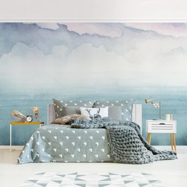 Product picture Photo Wall Mural - Dusk On The Bay I -...