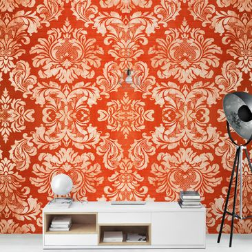Product picture Photo Wall Mural - Baroque Wallpaper -...