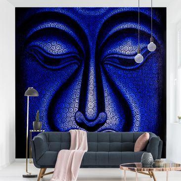 Produktfoto Tapete selbstklebend - Buddha in Nepal - Fototapete Quadrat