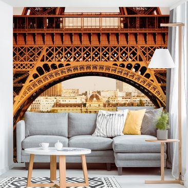 Product picture Photo Wall Mural - French View -...