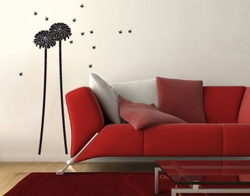 Product picture Wall Decal no.UL651 Dandelion