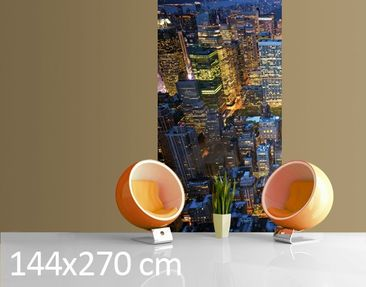 Product picture Photo Wall Mural Midtown Manhattan