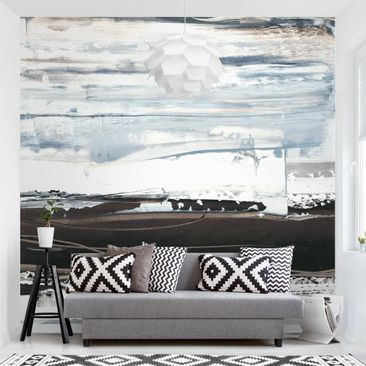 Product picture Photo Wall Mural - Icy Horizon II -...