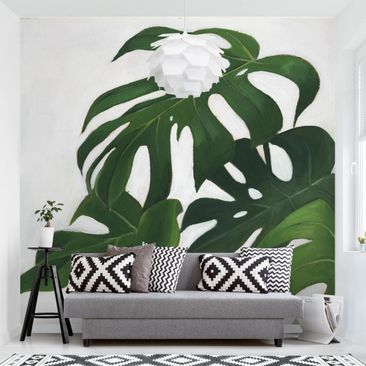 Product picture Photo Wall Mural - Favorite Plants -...