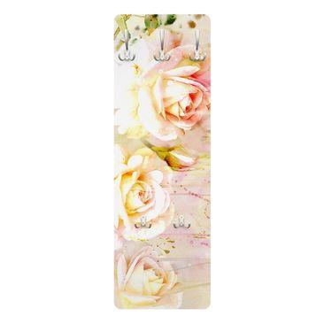 Immagine del prodotto Appendiabiti - Acquerello Fiori Rose