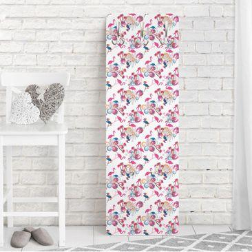 Produktfoto Garderobe - Tanz der Flamingos