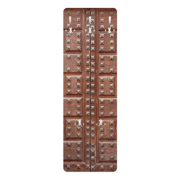 Immagine del prodotto Appendiabiti - Moresco portello di legno in Alhambra