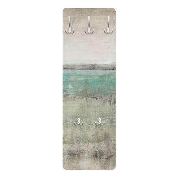 Produktfoto Garderobe - Horizont über Türkis I