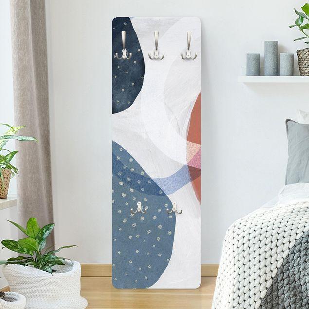 Produktfoto Garderobe - Orbit mit Punkten I