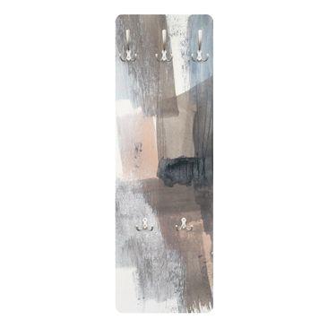 Immagine del prodotto Appendiabiti moderno - Sfumature in seppia I