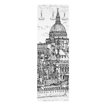 Immagine del prodotto Appendiabiti - Città Studi - Dom