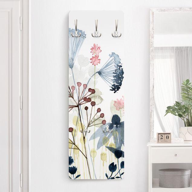 Produktfoto Garderobe - Wildblumen Aquarell I
