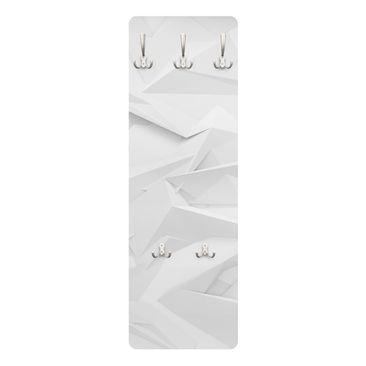 Produktfoto Garderobe - Abstrakte 3D Optik