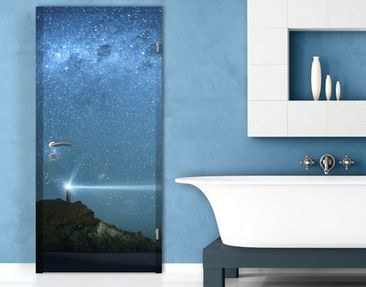 Product picture Door Wall Mural Lighthouse