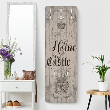 Produktfoto Garderobe - My Home is my Castle