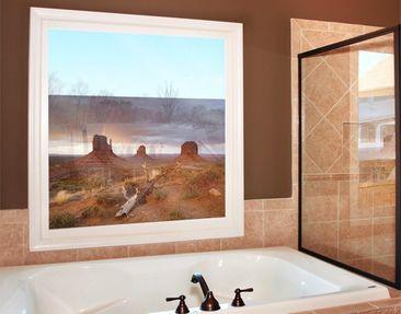Immagine del prodotto Decorazione per finestre Monument Valley At Sunset