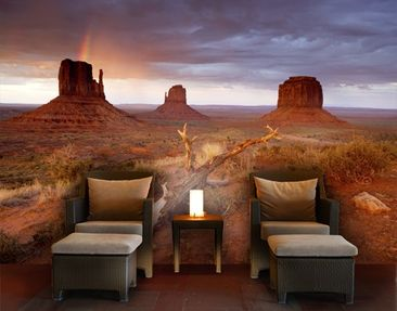 Produktfoto Photo Wall Mural Monument Valley At...