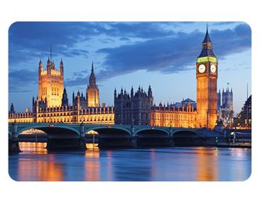 Product picture Wall Mural London At Night