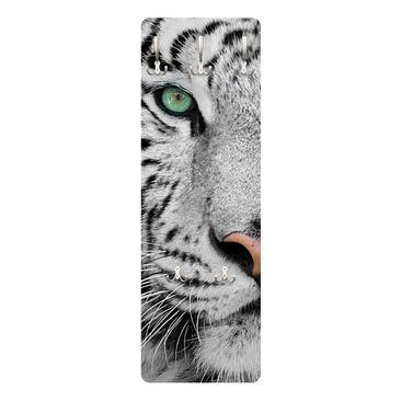 Produktfoto Garderobe - Weißer Tiger