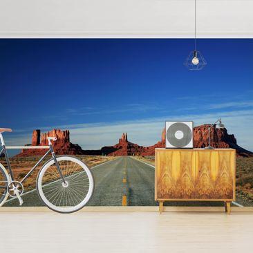 Produktfoto Tapete selbstklebend - Colorado-Plateau - Fototapete Querformat
