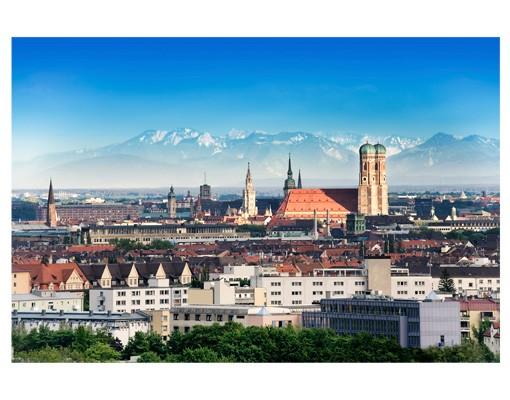 Produktfoto Fensterfolie - Sichtschutz Fenster München - Fensterbilder
