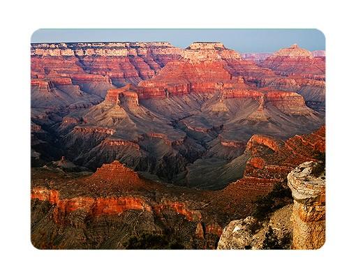 Produktfoto Selbstklebendes Wandbild Grand Canyon nach dem Sonnenuntergang II