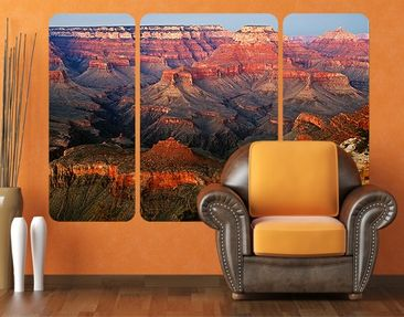 Produktfoto Wall Mural Grand Canyon After Sundown...