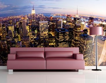 Produktfoto Photo Wall Mural New York Skyline At...