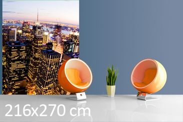 Product picture Photo Wall Mural New York Skyline At...