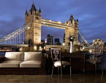 Immagine del prodotto Carta da parati adesiva - Tower Bridge At Night