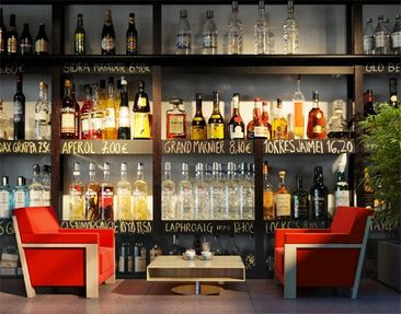 "Produktfoto Photo wall mural no.72 ""LOVING DRINKS..."