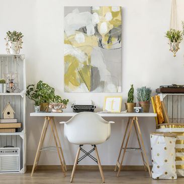 Product picture Canvas Art - Lemons In The Mist I -...