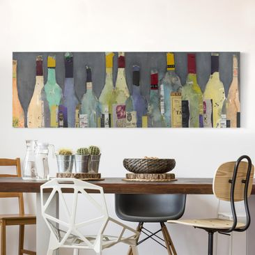 Product picture Canvas Art - Uncorked - Spirits -...