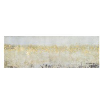 Product picture Canvas Art - Golden Color Fields I -...