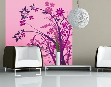 Product picture Photo Wall Mural Floral Ornament