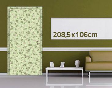 Product picture Door Wall Mural Microcosm