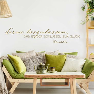 Product picture Wall Decal no.UL663 Learn To Let Go