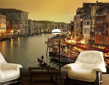 "Produktfoto Photo wall mural no.116 ""IL CANALE..."