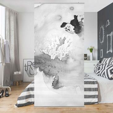 Produktfoto Raumteiler - Dunst und Wasser II - 250x120cm